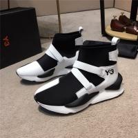 Cheap Y-3 Fashion Boots For Men #464639 Replica Wholesale [$77.60 USD] [W#464639] on Replica Y-3 Boots