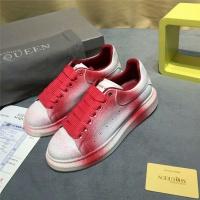 Cheap Alexander McQueen Shoes For Women #464672 Replica Wholesale [$89.24 USD] [W#464672] on Replica Alexander McQueen Shoes