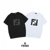 Cheap Fendi T-Shirts Short Sleeved O-Neck For Men #464703 Replica Wholesale [$35.41 USD] [W#464703] on Replica Fendi T-Shirts