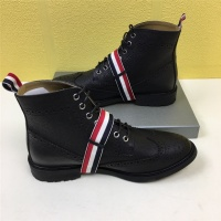 Cheap Thom Browne Fashion Boots For Men #464710 Replica Wholesale [$100.88 USD] [W#464710] on Replica Thom Browne Shoes