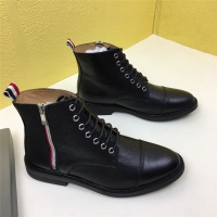 Cheap Thom Browne Fashion Boots For Men #464711 Replica Wholesale [$100.88 USD] [W#464711] on Replica Thom Browne Shoes