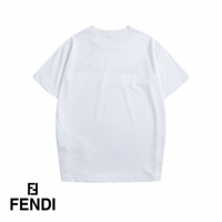 Cheap Fendi T-Shirts Short Sleeved O-Neck For Men #464723 Replica Wholesale [$36.86 USD] [W#464723] on Replica Fendi T-Shirts