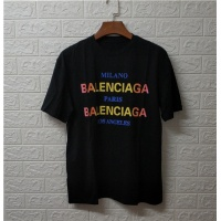 Cheap Balenciaga T-Shirts Short Sleeved O-Neck For Men #464741 Replica Wholesale [$28.13 USD] [W#464741] on Replica Balenciaga T-Shirts