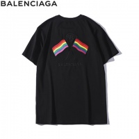 Balenciaga T-Shirts Short Sleeved O-Neck For Men #464747