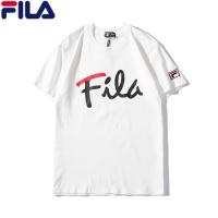 FILA T-Shirts Short Sleeved O-Neck For Men #464880