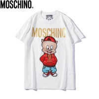 Moschino T-Shirts Short Sleeved O-Neck For Men #464886