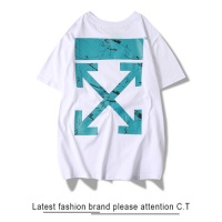 Off-White T-Shirts Short Sleeved O-Neck For Men #464901