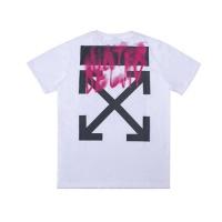 Off-White T-Shirts Short Sleeved O-Neck For Men #464915
