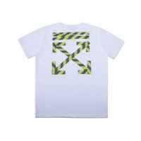 Off-White T-Shirts Short Sleeved O-Neck For Men #464918