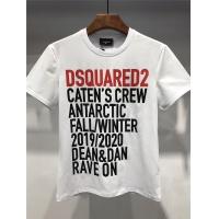 Dsquared T-Shirts Short Sleeved O-Neck For Men #465044