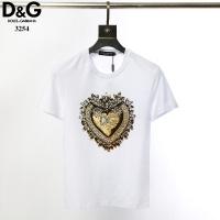 Dolce & Gabbana D&G T-Shirts Short Sleeved O-Neck For Men #465113