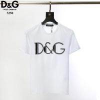 Dolce & Gabbana D&G T-Shirts Short Sleeved O-Neck For Men #465116