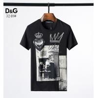 Dolce & Gabbana D&G T-Shirts Short Sleeved O-Neck For Men #465118