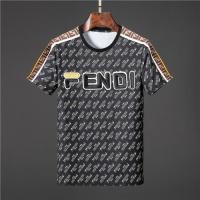 Fendi T-Shirts Short Sleeved O-Neck For Men #465141