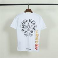 Chrome Hearts T-Shirts Short Sleeved O-Neck For Men #465318