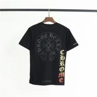Chrome Hearts T-Shirts Short Sleeved O-Neck For Men #465319