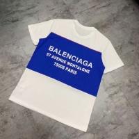 Balenciaga T-Shirts Short Sleeved O-Neck For Men #465334