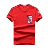 Moncler T-Shirts Short Sleeved O-Neck For Men #465524