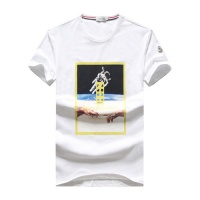Moncler T-Shirts Short Sleeved O-Neck For Men #465530