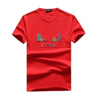 Fendi T-Shirts Short Sleeved O-Neck For Men #465548