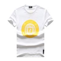 Fendi T-Shirts Short Sleeved O-Neck For Men #465555