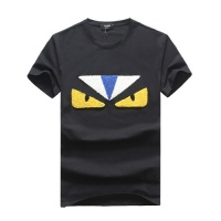 Fendi T-Shirts Short Sleeved O-Neck For Men #465597