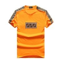 Fendi T-Shirts Short Sleeved O-Neck For Men #465600