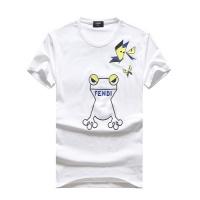 Fendi T-Shirts Short Sleeved O-Neck For Men #465605