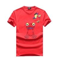 Fendi T-Shirts Short Sleeved O-Neck For Men #465606