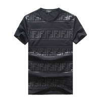 Fendi T-Shirts Short Sleeved O-Neck For Men #465610