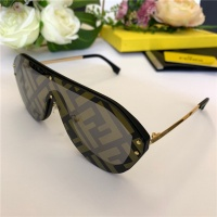 Fendi AAA Quality Sunglasses #465866