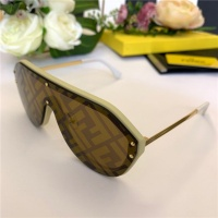 Fendi AAA Quality Sunglasses #465870