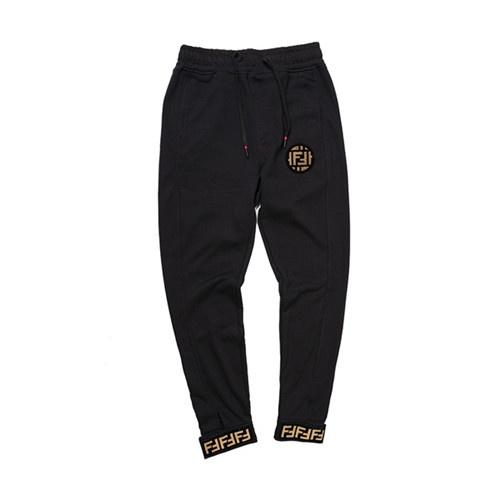 Cheap Fendi Pants Trousers For Men #467704 Replica Wholesale [$40.74 USD] [W#467704] on Replica Fendi Pants