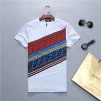 Fendi T-Shirts Short Sleeved O-Neck For Men #466442