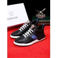 Versace High Top Shoes For Men #466773