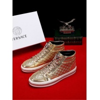 Versace High Top Shoes For Men #466774