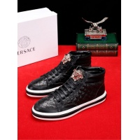 Versace High Top Shoes For Men #466775