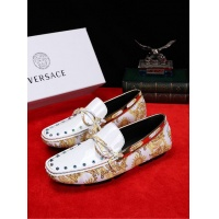 Versace Leather Shoes For Men #466776