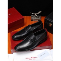 Ferragamo Salvatore FS Leather Shoes For Men #466822