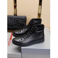 Prada High Tops Shoes For Men #466877