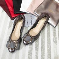 Ferragamo Salvatore FS Flat Shoes For Women #466928