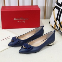 Ferragamo Salvatore FS Flat Shoes For Women #466939