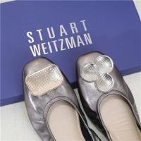 Cheap Stuart Weitzman Flat Shoes For Women #466964 Replica Wholesale [$60.14 USD] [W#466964] on Replica Stuart Weitzman Fashion Shoes