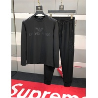 Armani Tracksuits Long Sleeved O-Neck For Men #467105