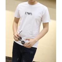 Armani T-Shirts Short Sleeved O-Neck For Men #467144