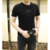 Balenciaga T-Shirts Short Sleeved O-Neck For Men #467173
