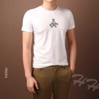 Prada T-Shirts Short Sleeved O-Neck For Men #467220