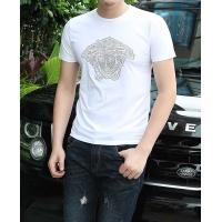 Versace T-Shirts Short Sleeved O-Neck For Men #467224
