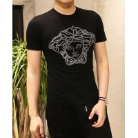 Versace T-Shirts Short Sleeved O-Neck For Men #467227