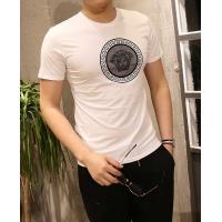 Versace T-Shirts Short Sleeved O-Neck For Men #467228